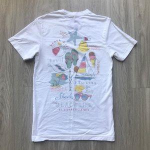 Lauren James Beach Short-Sleeve T-Shirt